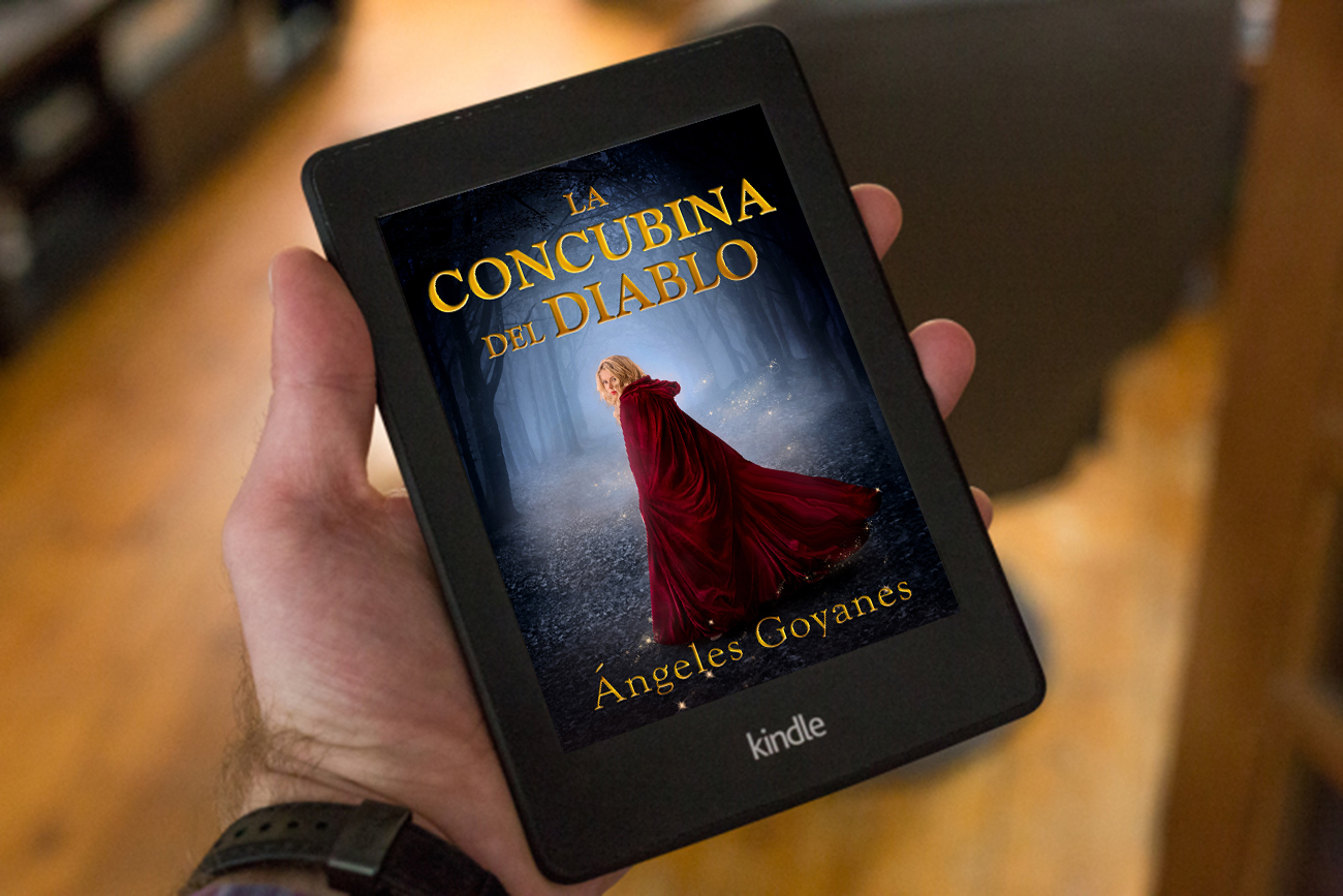 La concubina del diablo en Kindle